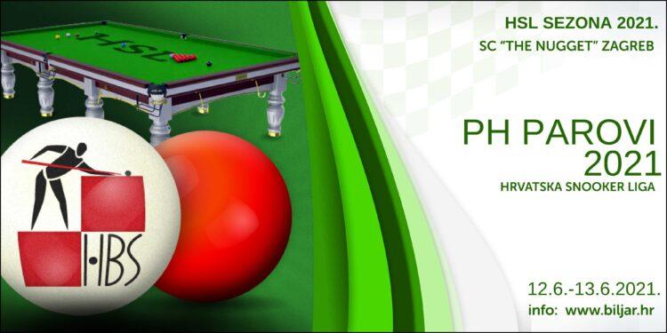 Plakati HBS snooker
