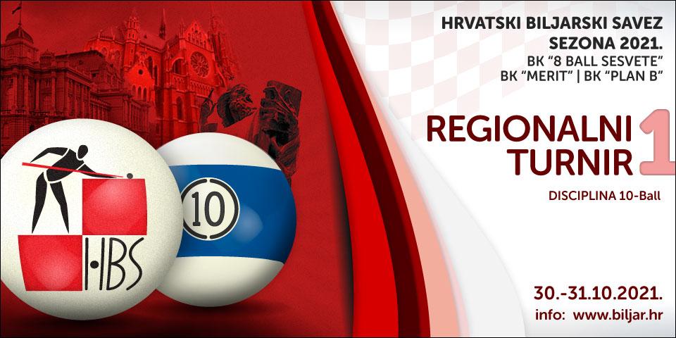 Sportska Hrvatska 1. REGIONALNI TURNIR